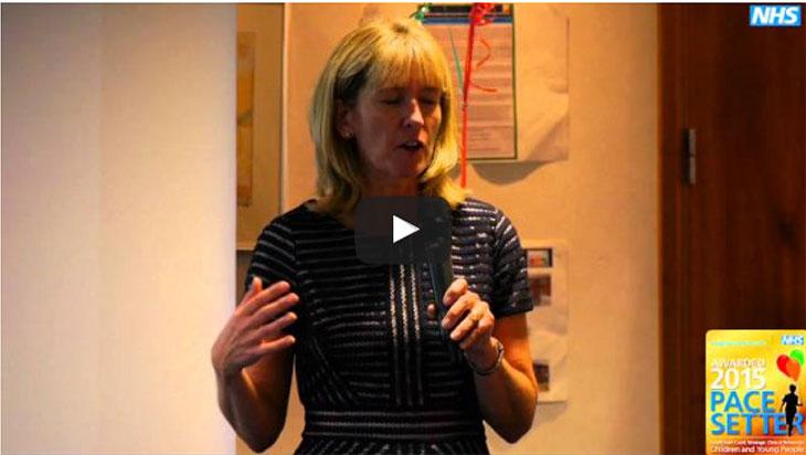 Dr. Clare Stevens Video