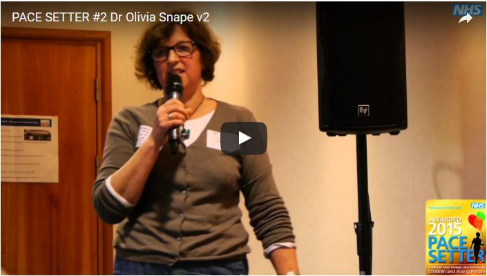 Dr. Olivia Snape Video