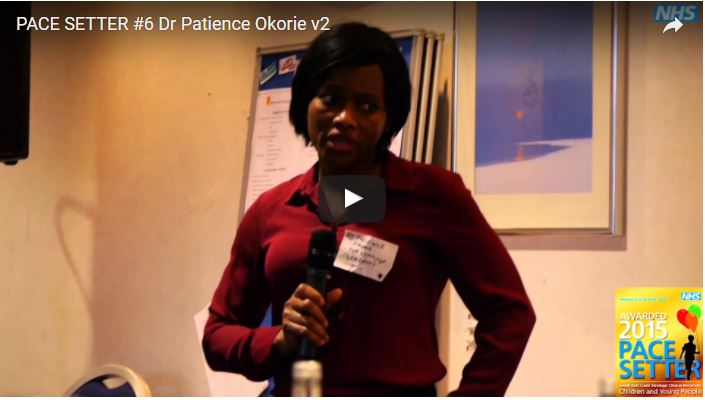 Dr. Patience Okorie Video